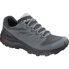 Salomon Outline GTX Schuhe Damen stormy weather/black/lunar rock